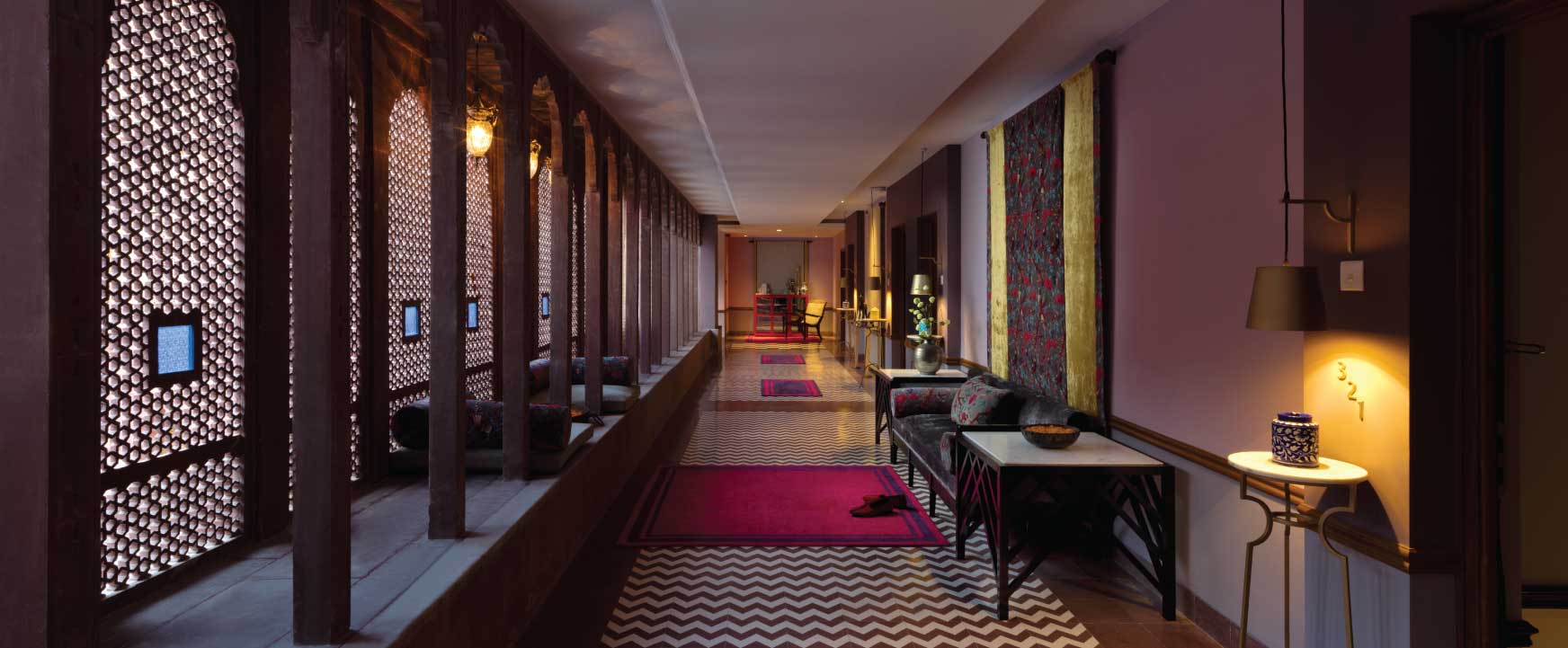 Palace Hotel in Bikaner